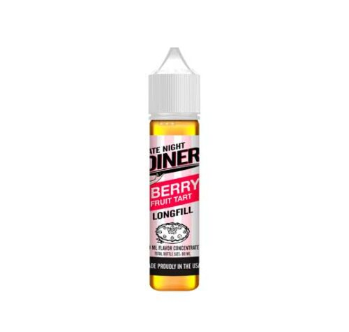 Berry Fruit Tart 20ml (60ml) – Late Night Diner Flavourshots